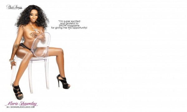 Marie Shawntay in SHOW Magazine