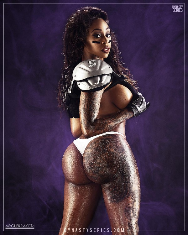 Lavish Fee: 2016 NFL Series x Baltimore Ravens - Jose Guerra