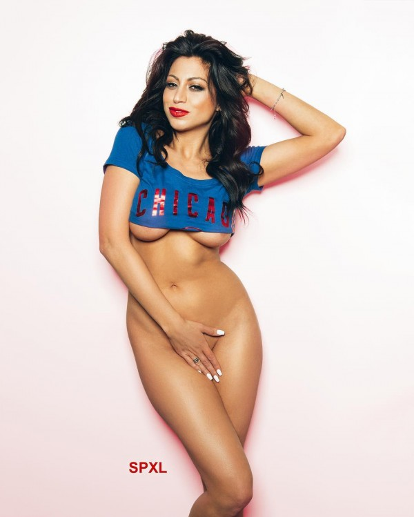 Jessica Vaugn: World Series Cubs - Biohertz Photography