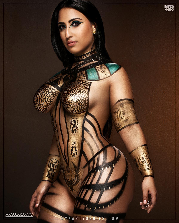 Goddess Of Egypt  Sexy Pics On -Dynastyseriescom-7206