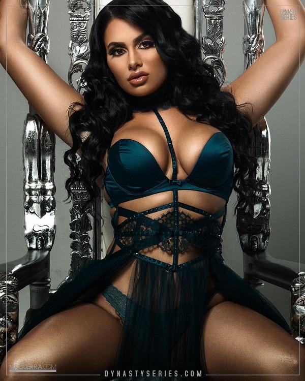 Nataliyaa Vutton: Extravagance - Jose Guerra
