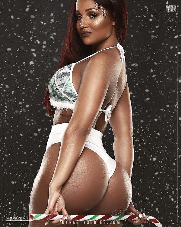 Pamela Jimenez: Wishing You A Merry Christmas - Jose Guerra x Monaco NYC