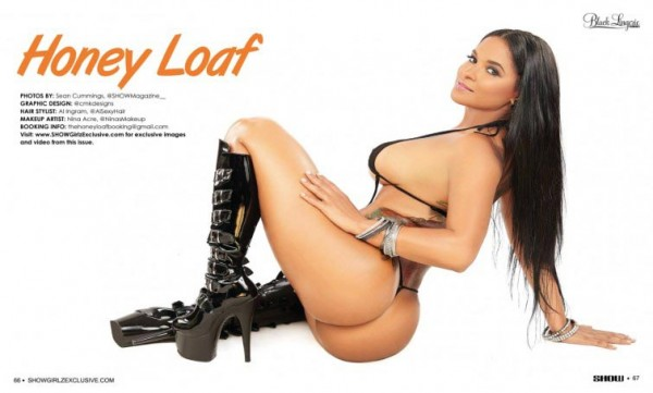Honey Loaf in SHOW Magazine