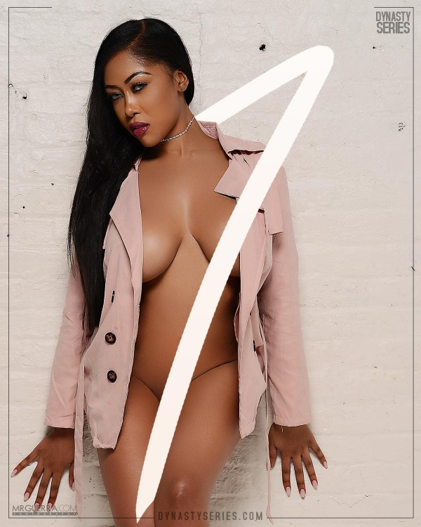 Moriah Mills: Peaches and Cream - Jose Guerra