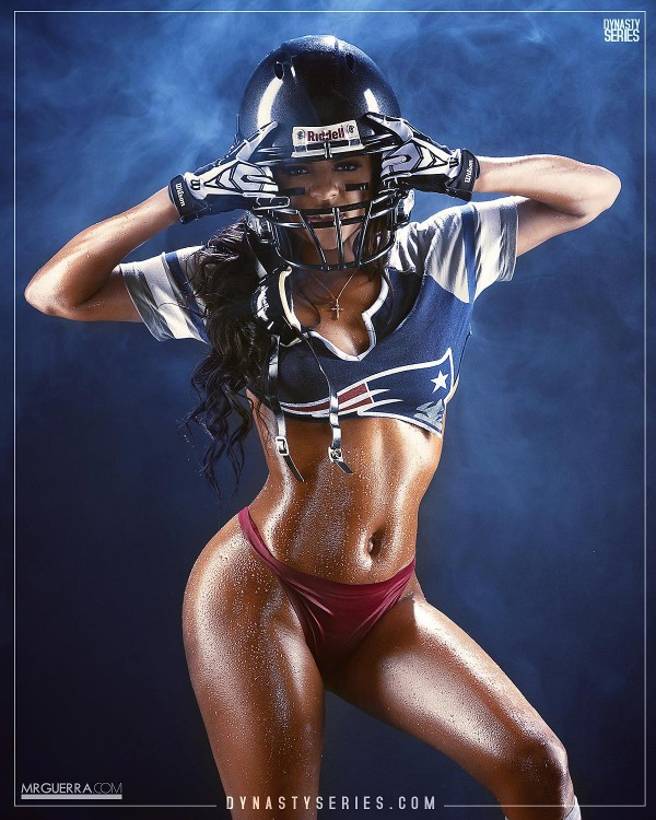 Patriots Win Superbowl x NFL Series - Jose Guerra