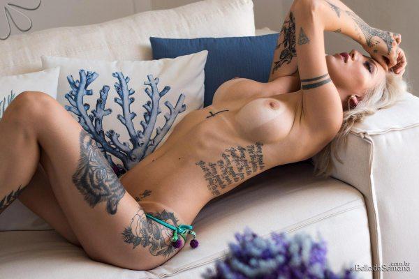 Priscila d'Avila on BellaClub.com