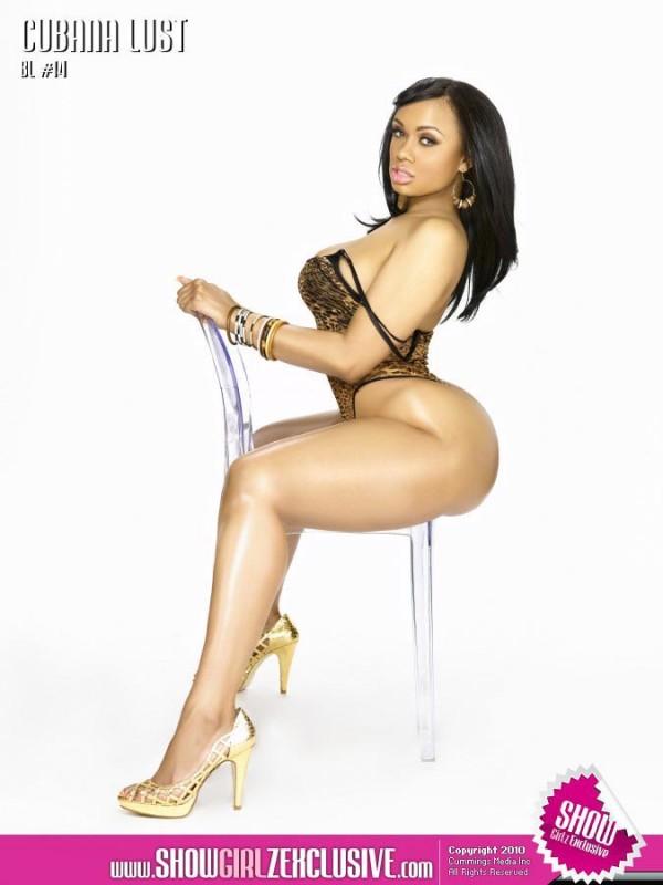 Cubana Lust in SHOW Magazine