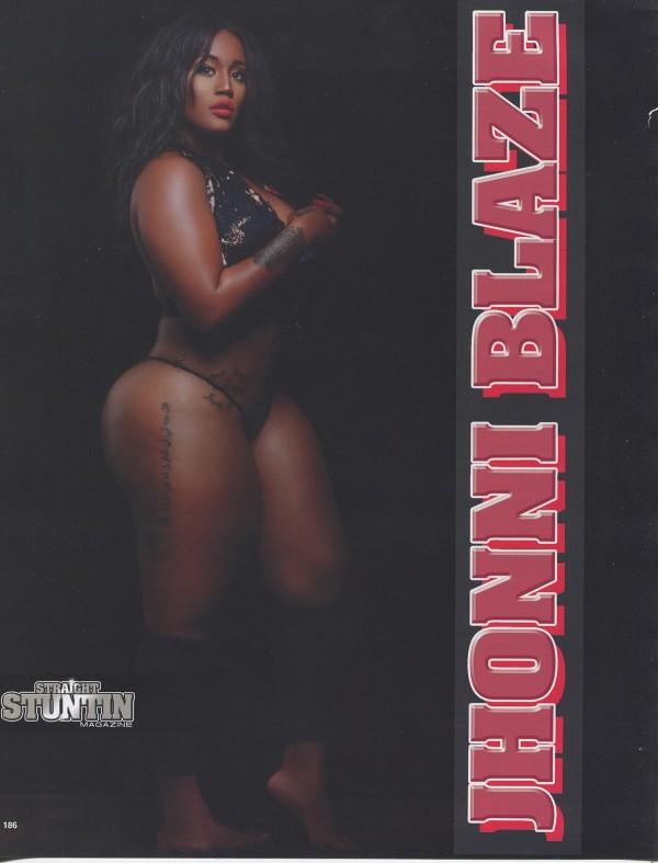 Jhonni Blaze in Straight Stuntin #44