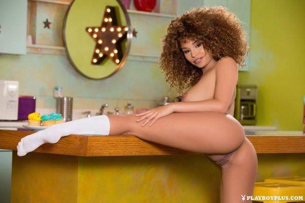Cecilia Lion in Sweeter Than Sugar - Playboy