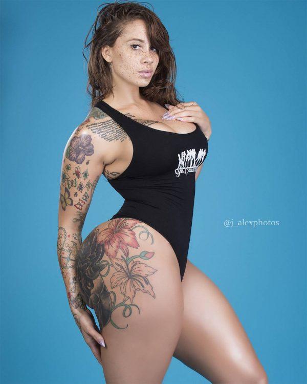 Megan Denise: Blue Special - J. Alex Photos
