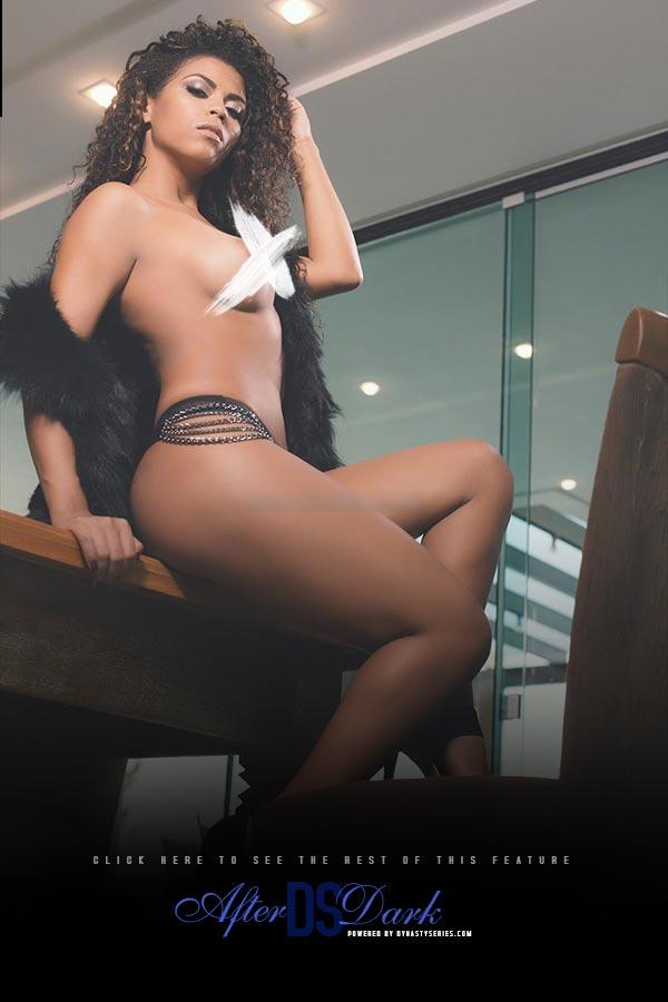 Ana Valquiria x Diamond Brazil - DSAfterDark