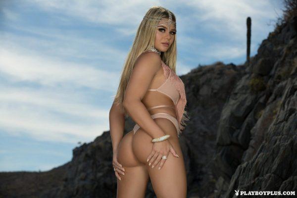 Tahlia Paris in Sexy Siren - Playboy