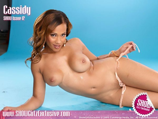 Cassidy in SHOW Magazine #12