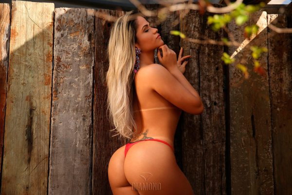 Natália Rios x Diamond Brazil