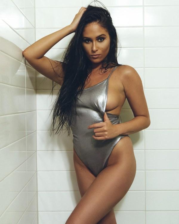 Tiffany Certvantes: Native Swim - SPXL Magazine x Biohertz Photography