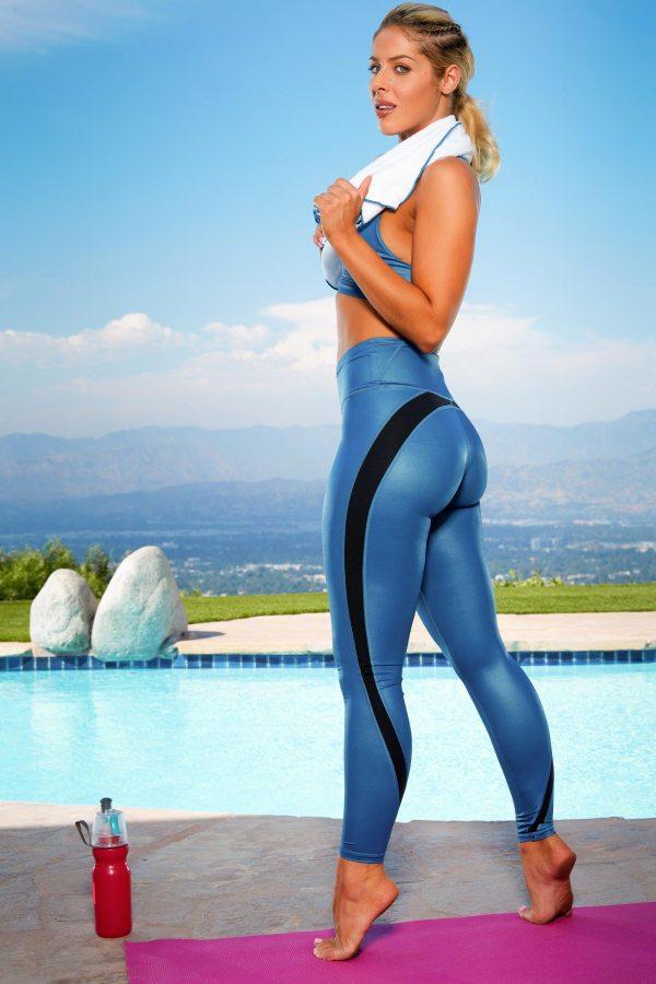 Jillisa Lynn in Limber and Luscious - Playboy