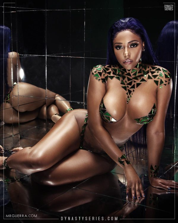 Sexxy Lexxy: Move Your Body - Jose Guerra
