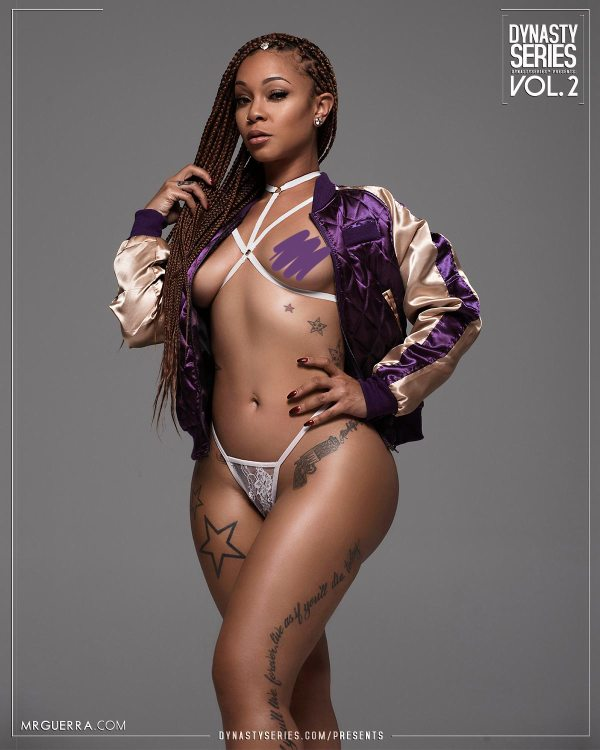 Mercedes Morr: DynastySeries Presents Volume 2 Preview