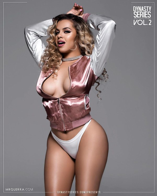 Sara Savage: AllHipHopModels Presents Volume 2 Preview