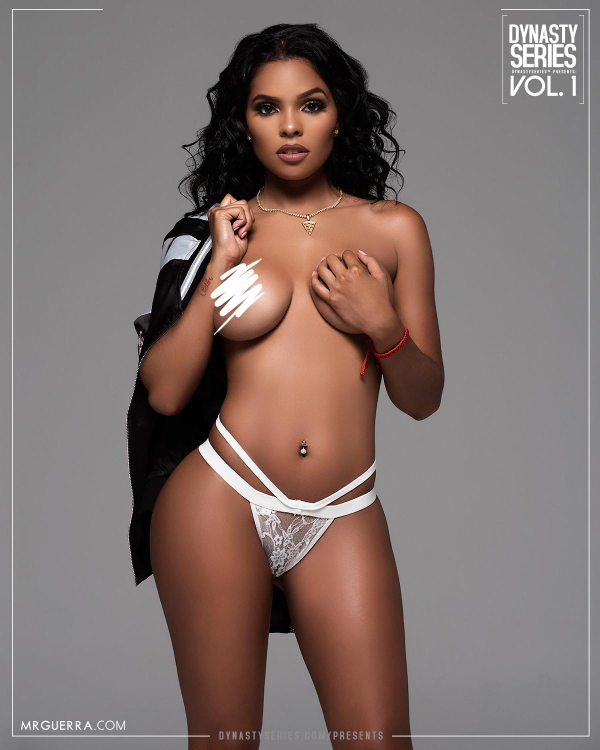 Leezah: AllHipHopModels Presents Volume 1 Bonus Preview