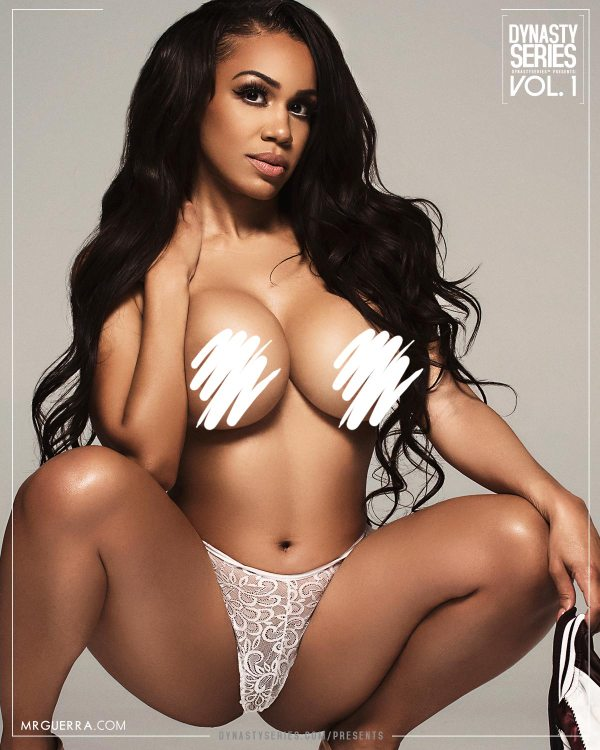 Tanya Renee: AllHipHopModels Presents Volume 1 Bonus Preview
