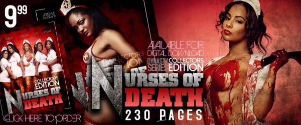 Sophia Marie: DynastySeries Collectors Edition - Nurses of Death