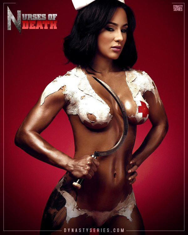 Brittany Dailey: DynastySeries Collectors Edition - Nurses of Death