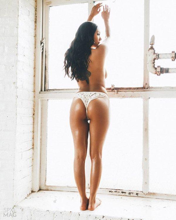 Dalia @bossladydalia - SPXL Mag x Biohertz Photography