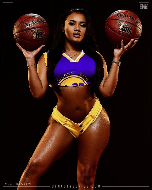 Beauty: NBA Playoffs 2019 x Golden State Warriors – Jose Guerra