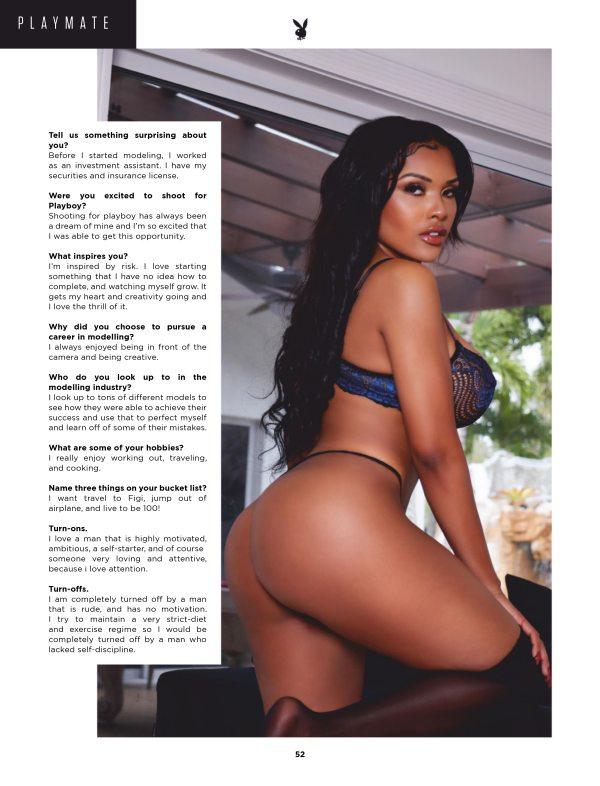 Eve Marie @evejmarie x Playboy