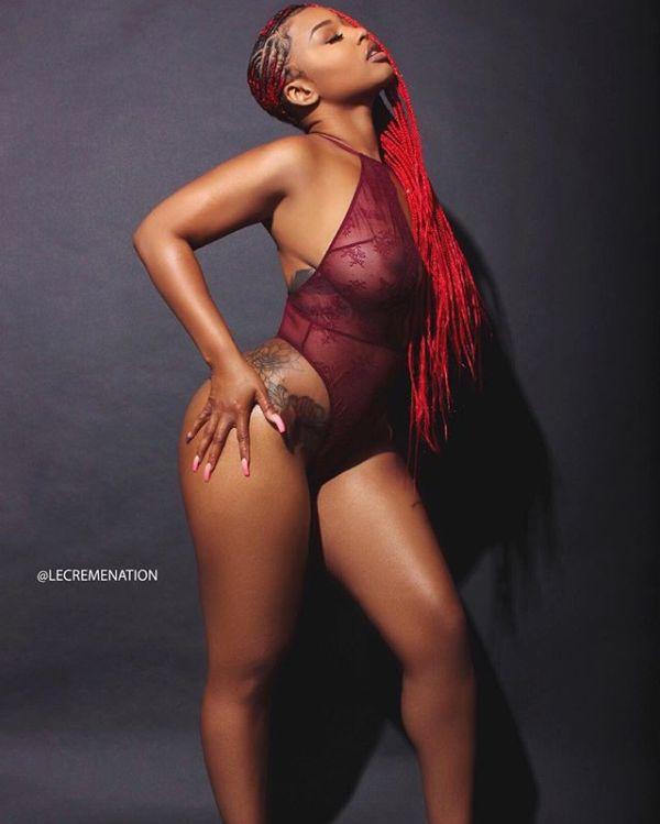 Ariel Foxx @ariel.foxx: Siren's Call - Le Creme Nation