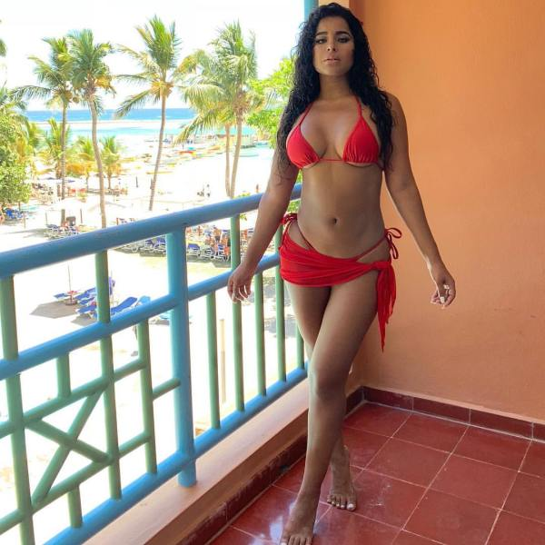 Yesenia Santos: Yacht Life - Iryna Kuziv