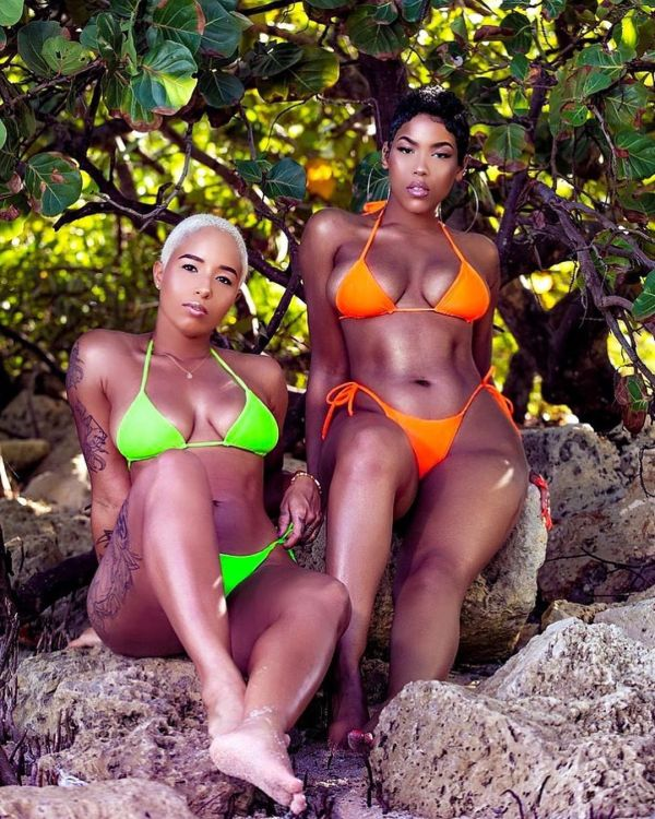 Alex Kaufmann @bahayogi x Jessica Wong @jessleewong: Island Twins - Michael Ernie Hall