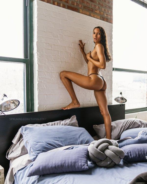 Tania: Stay - SPXL Mag x Biohertz Photography