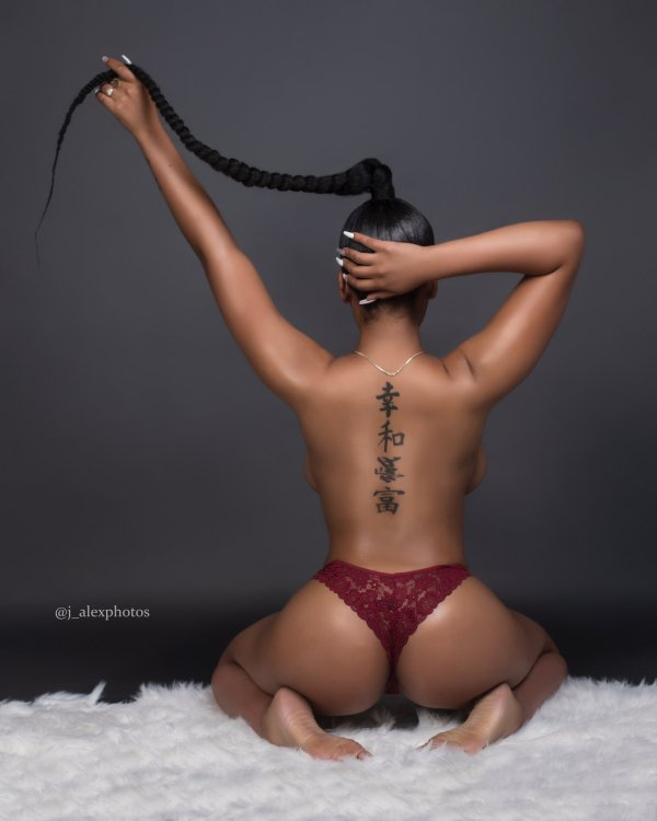 Mariee @uh8_mariee - Introducing - J. Alex Photos