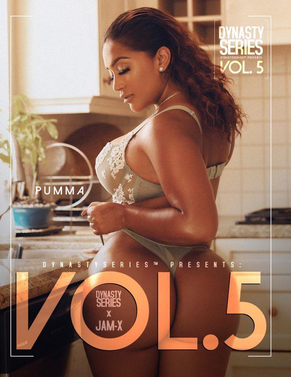 Pumma Santiago @pumma.santiago x DynastySeries™ Presents: Volume 5 - West Coast Edition x Jam-X