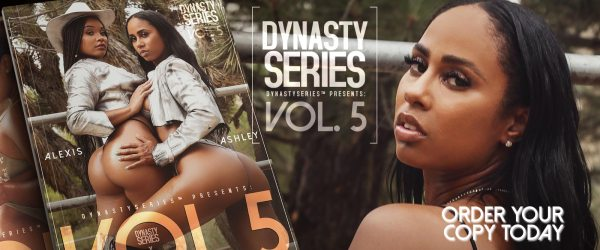 Ashley Chanel @ashleyychanel x DynastySeries™ Presents: Volume 5 - West Coast Edition x Jam-X