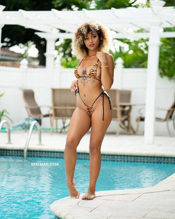 Vanessa Josey x SPXL Mag