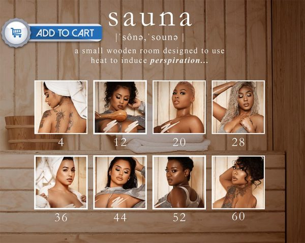 Jade: DynastySeries™ Presents Volume 3: Sauna - Bonus Preview