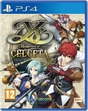 Ys: Memories of Celceta PS4 PKG