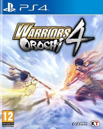 WARRIORS OROCHI 4 PS4 PKG