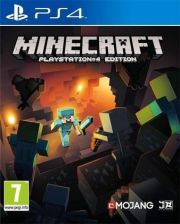 Minecraft Playstation 4 Edition PS4 PKG