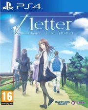 Root Letter: Last Answer PS4 PKG