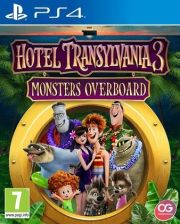 Hotel Transylvania 3 Monsters Overboard PS4 PKG