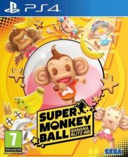 Super Monkey Ball: Banana Blitz HD PS4 PKG