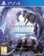 Monster Hunter World Iceborne PS4 PKG