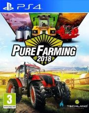Pure Farming 2018 PS4 PKG