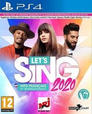 Let's Sing 2020 Hits Francais PS4 PKG
