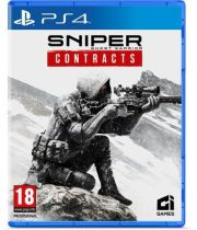 Sniper Ghost Warrior Contracts PS4 PKG