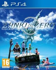 Zanki Zero: Last Beginning PS4 PKG